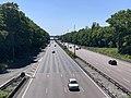Autoroute A1 vue depuis Échangeur 5 Bourget 2.jpg