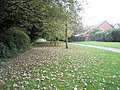 Autumn on the footpath from St James Lane to Stanmore - geograph.org.uk - 1548484.jpg