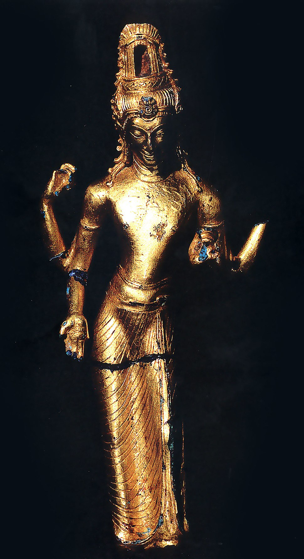 Avalokite%C3%A7vara, Malayu Srivijaya style