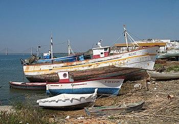 Ayamonte boats2