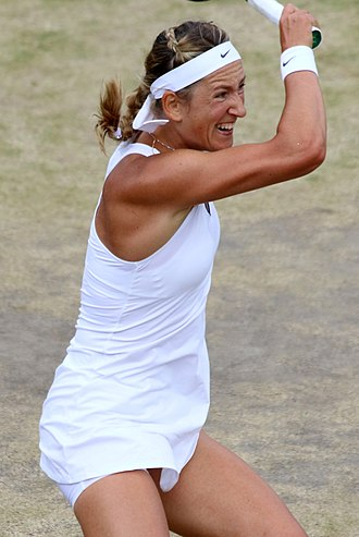 Victoria Azarenka - Azarenka at the 2017 Wimbledon Championships