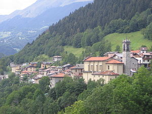Panorama di Azzone