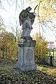 Bílý Potok, socha svatého Jana Nepomuckého (3).jpg