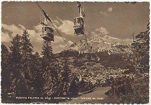 Mount Faloria - Funivia Faloria
