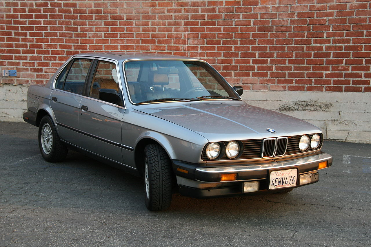 File Bmw 325 1987 E30 Jpg Wikipedia