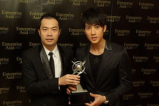 Wu Chun Bruneian actor, singer, and model