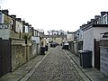 Back street off Maud Street, Barrowford - geograph.org.uk - 696856.jpg