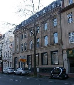 Moltkestraße in Bonn