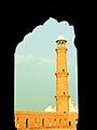 Badshahi Masjid Tomb.JPG