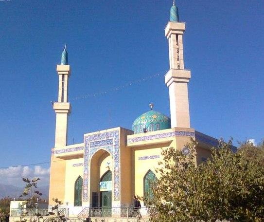 Baghshan Mosque at Nishapur