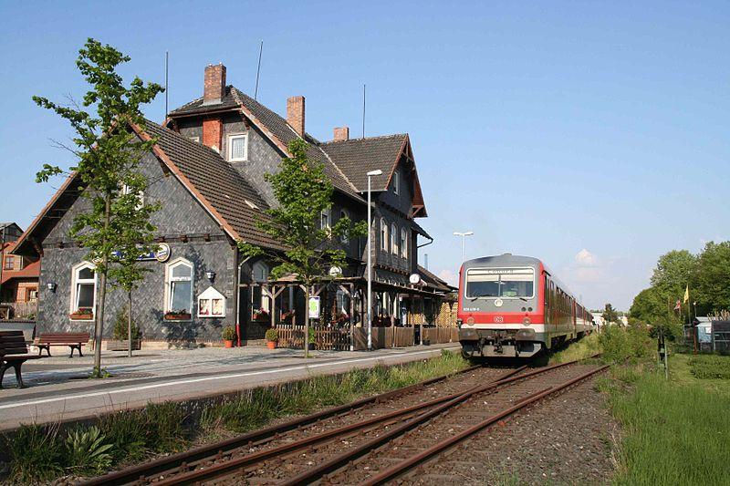 Estacion Bahnhof-Rodach Real - Kibri Ref 6702 800px-Bahnhof-Bad-Rodach