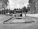 Bainbridge Army Airfield - Main Gate.jpg