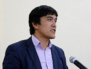 Edil Baisalov Kyrgyzstani politician
