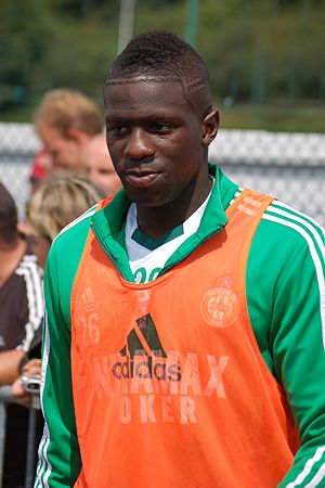Bakary Sako - Sako with Saint-Étienne in 2011