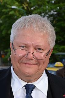 Estonian politician