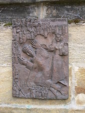 Relief diocese history Bamberg