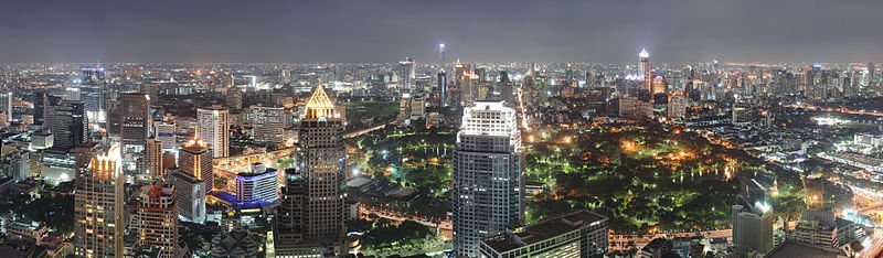 ✰✰ إنهــا الســــــاحرة تــايلندا ✰✰ 800px-Bangkok_Night_