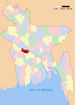 Bangladesh Rajbari District in Bangladesh