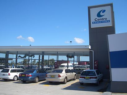 How to get to Centro Bankstown with public transport- About the place