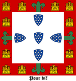 Banner of Arms of King John I of Portugal.png