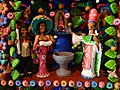 Baptism Scene in Tree of Life Sculpture - By Damaso Ayala Jimenez - Casa de Montejo - Merida - Mexico.jpg