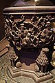 Baptismal font (detail) - Worms Cathedral - Worms - Germany 2017.jpg