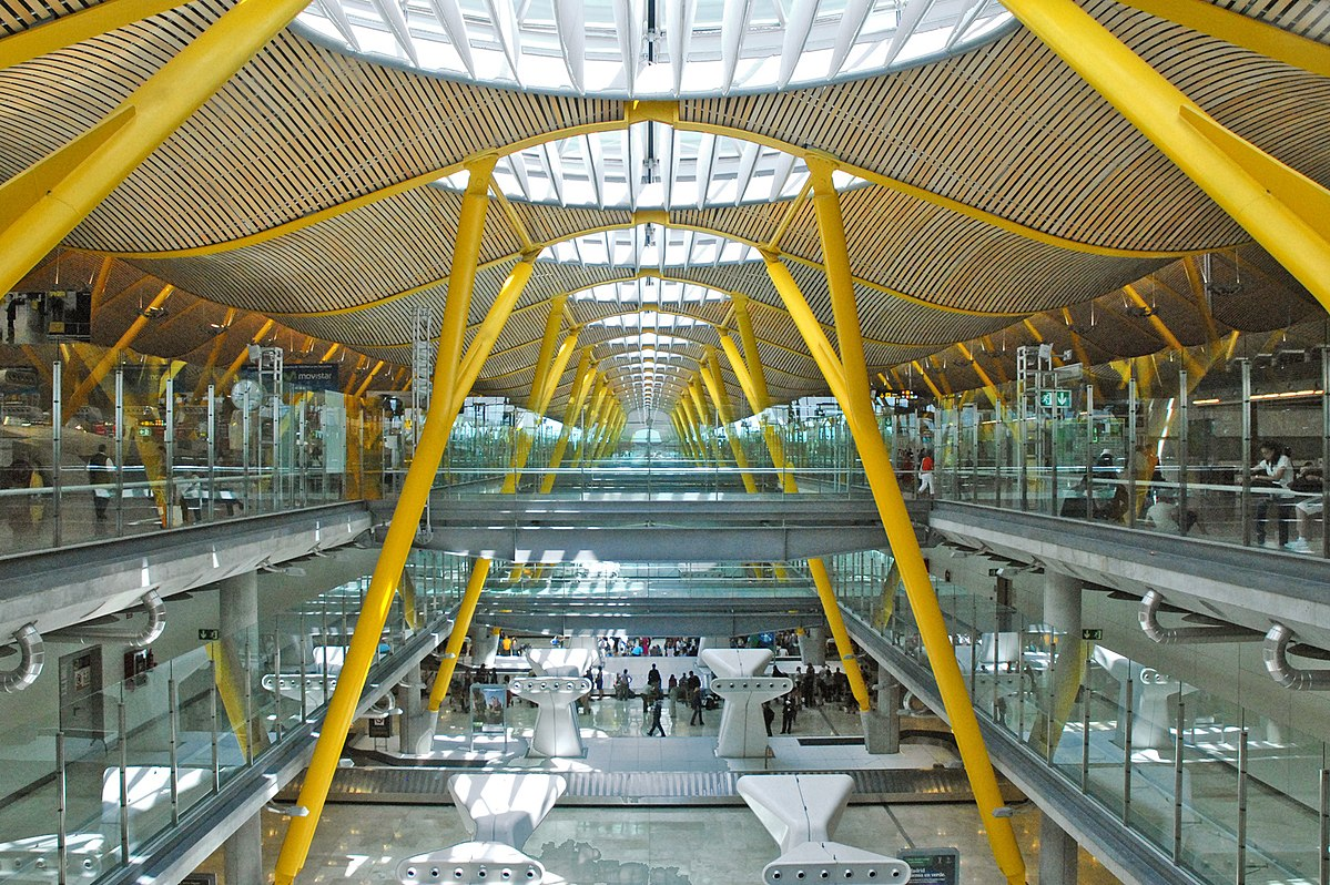 Aeropuerto de madrid barajas wikipedia la enciclopedia for Oficinas de air europa en madrid