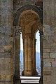 Basilica di S. Maria del Naranco, nei pressi di Oviedo. Antica ed unica per la sua particolare architettura. - panoramio.jpg