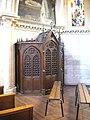 Basilique Notre-Dame de la Délivrande, confessionnal.jpg