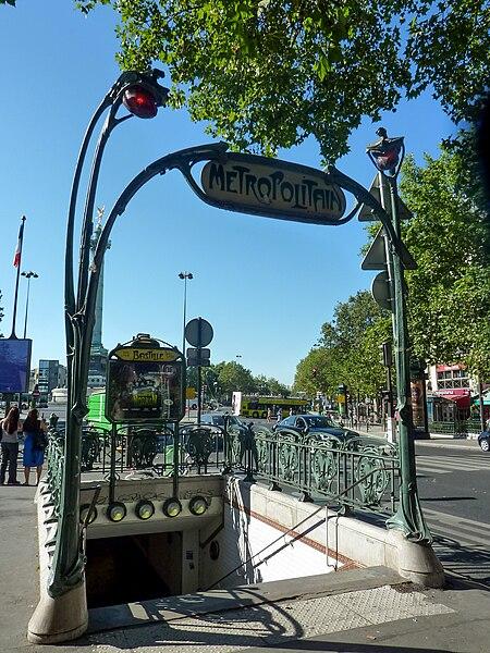 File:Bastille Metro 1, August 18, 2012.jpg