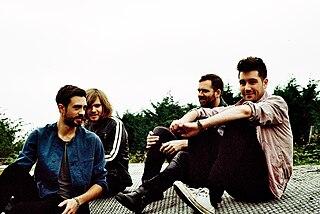 Bastille (band) English indie pop band