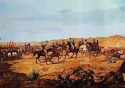 Batalla de Ayacucho by Martín Tovar y Tovar (1827 - 1902).jpg