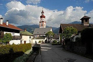 Baumkirchen Place in Tyrol, Austria