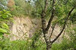 Quarry on Wendelberg