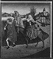 Bayerisch um 1490-1500 - Flucht nach Ägypten (Rückseite, ehemals Relief) - 2618 - Bavarian State Painting Collections.jpg