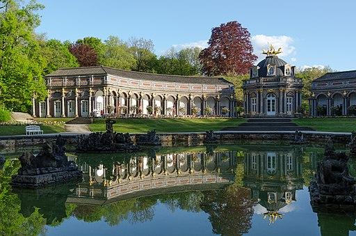 Bayreuth, Eremitage, Neues Schloss, Ostflügel-006