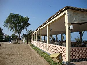 Beach Massawa Eritrea
