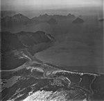 Bear Glacier, terminus of valley glacier with a dark medial moraine, September 4, 1977 (GLACIERS 6864).jpg