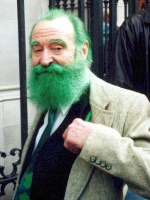 Kin selection - Kin recognition: theory predicts that bearers of a trait (like the fictitious 'green beard') will behave altruistically towards others with the same trait.