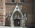 Beaumont-de-Lomagne - Eglise Notre-Dame de l'Assomption - Portail.jpg