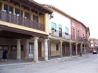Becerril de Campos - 'La Plaza'