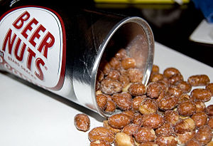 Bloomington, Illinois - Beer Nuts are produced in Bloomington