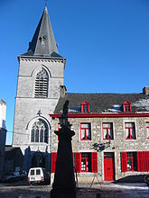 Belgium, Limbourg, Church.JPG
