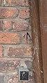 Benchmark at Heathfield Lodge, Bromborough.jpg