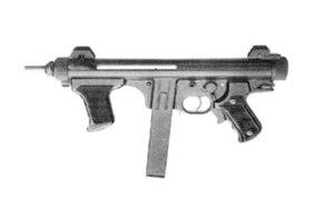 Beretta M12 - Beretta M12