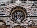 Bergamo Cappella Colleoni Fassade Rosette.jpg