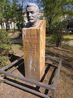 Bust of Carl Legien