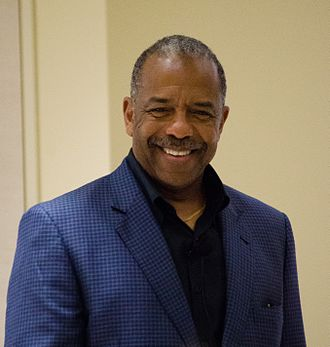 Bernard A. Harris Jr. - Harris at the 2014 TouchTomorrow Festival held at Worcester Polytechnic Institute in Worcester, Massachusetts.