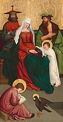 Bernhard Strigel: Saint Mary Salome and Her Family