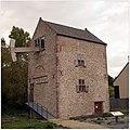 Bernissart (Belgique - Province du Hainaut) — Machine à feu de Newcomen.jpg